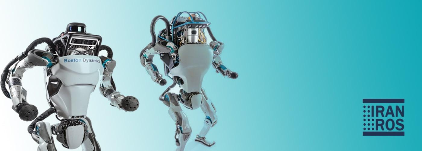 ربات اطلس ربات انسان نما اطلس human robot atlas